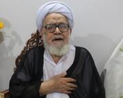 آیت الله مشفق لاهیجانی از علمای گیلان درگذشت