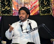 مولوی عبدالرحمن سلفی کسی ملک دشمن ایجنڈا پر معمور، علامہ سید مرید نقوی