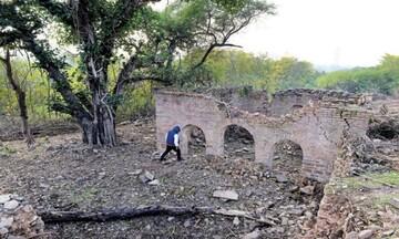 مسجد تاریخی تازه کشف شده در اسلام آباد بازسازی میشود