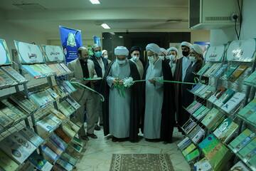 تصاویر/ افتتاح نمایشگاه دستاوردهای پژوهشی مجمع جهانی اهل بیت(ع)