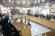 تصاویر/ نشست شورای اداری شهرستان قروه با حضور نماینده ولی فقیه در استان کردستان