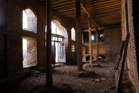 تصاویر/  مدرسه علمیه ابراهیمیه قزوین  با قدمت 5 قرن