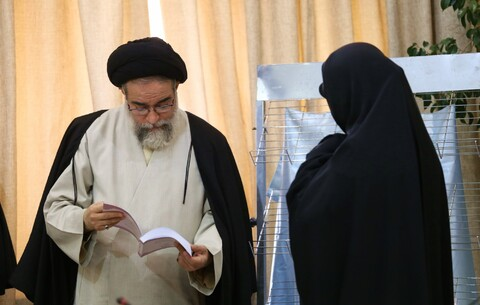 تصاویر/ آیین بزرگداشت هفته پژوهش در جامعه الزهرا(س)