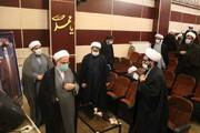 تصاویر/ دیدار روحانیون شهرستان قروه با نماینده ولی فقیه در استان کردستان