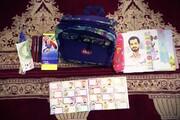 تصاویر/ رونمایی از طرح حمایت از ۴۰۰۰ دانش آموز مستضعف استان یزد
