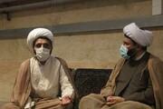 تصاویر/ نشست مدیر حوزه علمیه کردستان با طلاب طرح «هجرت» و «امین» شهرستان قروه