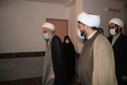 تصاویر/ بازدید نماینده ولی فقیه در کردستان از مدرسه علمیه خواهران الزهراء (س) قروه