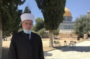 مفتي فلسطين: تجريف مقبرة اليوسفية عدوان وتهويد للقدس