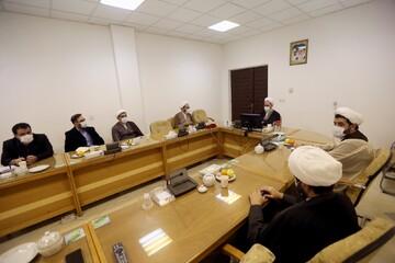 تصاویر/ بازدید آیت الله اعرافی از مرکز تحقیقات کامپیوتری علوم اسلامی نور