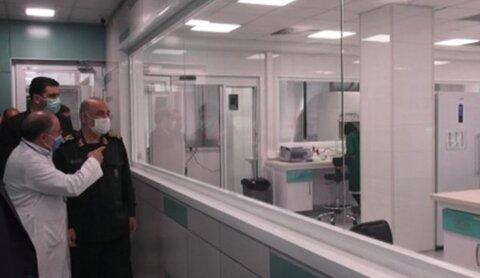 افتتاح مركز علم الوراثة البشرية التابع للحرس الثوري