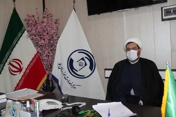 امضای تفاهم نامه همکاری مرکز خدمات حوزه علمیه و بهزیستی البرز