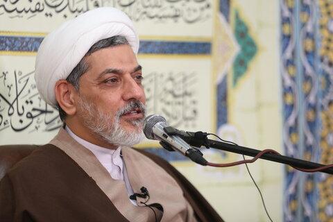 حجت الاسلام و المسلمین ناصر رفیعی