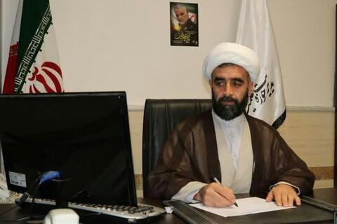 مدیر حوزه علمیه خواهران بوشهر