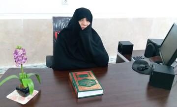 حجاب نماد اقتدار زن مسلمان است