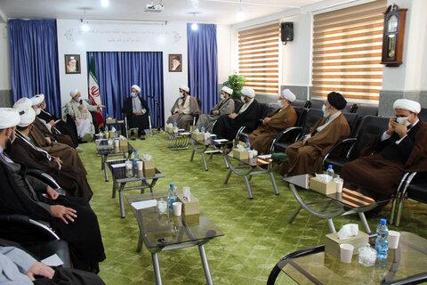 تصاویر/ شصت و یکمین گردهمایی ائمه جمعه خراسان شمالی
