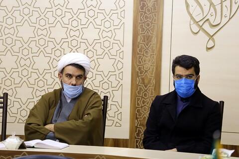 تصاویر/ سلسه نشست های تبیین بیانیه گام دوم انقلاب در مدرسه معصومیه