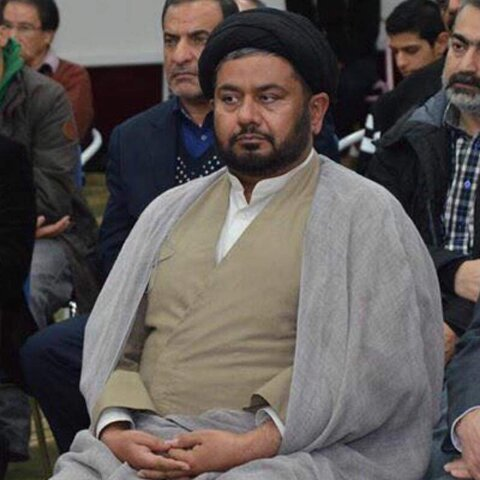 علامہ مرید حسین نقوی