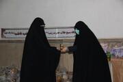 بانوان طلبه جهادی قزوین تجلیل شدند
