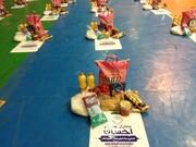 ۴ هزار بسته معیشتی توسط طلاب بوشهر بین نیازمندان توزیع شد