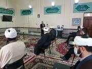 همایش وحدت حوزه و دانشگاه در بیجار برگزار شد + عکس
