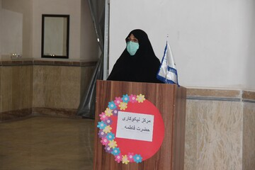 بانوان طلبه قزوین در خط مقدم جبهه سلامت