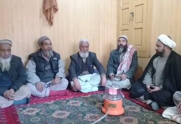 بلتستان کی مذہبی ہماہنگی پورے پاکستان کے لیے نمونہ عمل ہو/ انجمن امامیہ سکردو کے وفد کا مرکز اہلسنت کا دورہ