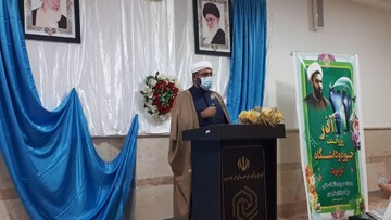 مراسم گرامیداشت هفته وحدت با حضور ائمه جمعه اهل تسنن و تشیع برگزار شد