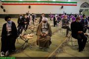 بالصور/ إقامة ندوة حول دور وحدة الحوزة والجامعة في تحقيق الخطوة الثانية للثورة الإسلامية في أصفهان