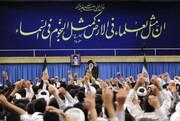 طلاب و روحانیون استان ایلام با ولی امر مسلمین تجدید بیعت کردند