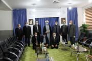 تصاویر/ دیدار مسئولان خراسان شمالی با نماینده ولی فقیه در استان