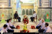 برگزاری ویژه برنامه رسانهای میلاد حضرت زینب(س) در حرم حضرت معصومه(س)