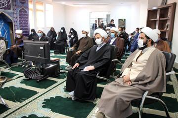 بالصور/ ندوة علمية حول رسالة الحوزة والجامعة في محافظة خراسان الشمالية