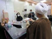 امام جمعه نجفآباد  از کادر درمان بیمارستان فاطمة الزهرا(س) تشکر کرد + عکس