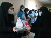 تصاویر / تجلیل از پرستاران بیمارستان آیت الله حجت کوه کمری(ره) مرند
