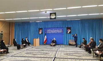 حوزه علمیه یزد از پرستاران تجلیل کرد