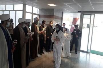 پرستاران بیمارستان فارابی کرمانشاه تجلیل شدند
