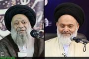 تبریک رئیس شورای حوزه علمیه خوزستان به آیتالله حسینی بوشهری