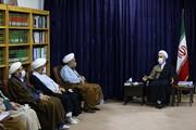 تعامل علمای شیعه وسنی افغانستان الگوی مناسبی برای سایر کشور هاست / از رویکردهای فرقهای و  مذهبی پرهیز شود