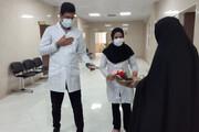 تصاویر/ تقدیر از پرستاران اشکذری