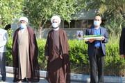 مدیر حوزه خواهران بوشهر از پرستاران تجلیل کرد