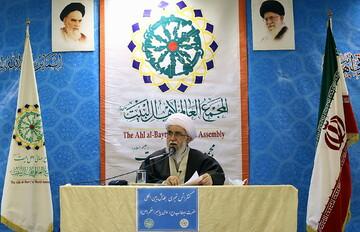 تصاویر/ نشست خبری همایش بینالمللی حضرت ابوطالب(ع)
