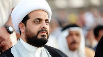 الشيخ الخزعلي يعلق على استهداف المنطقة الخضراء