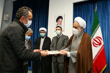 امام جمعه قزوین از پرستاران تجلیل کرد