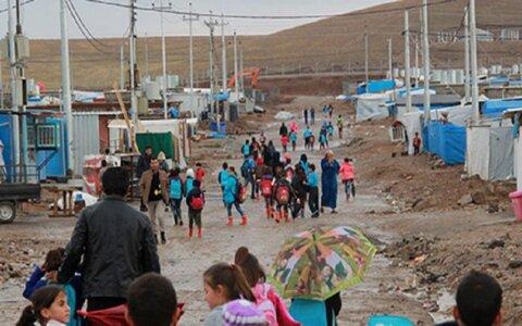 اردوگاه الحول در سوریه