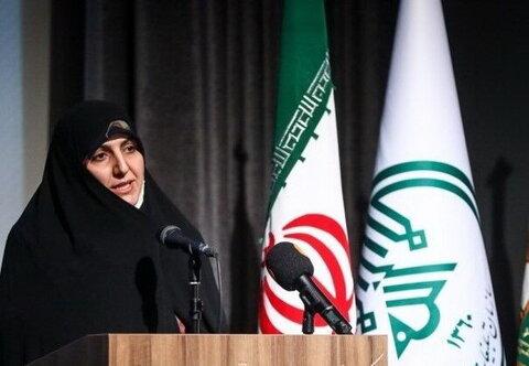 عاطفه سعیدی نژاد، مدیرکل امور بانوان سازمان تبلیغات اسلامی