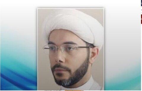 شیخ حسین النمر از روحانیون شیعه عربستان