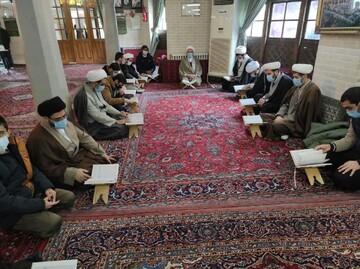 برپایی محفل انس با قرآن به یاد سردار سلیمانی