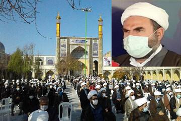 طلاب و روحانیون هتاکی شیخ ضدانقلاب را محکوم کردند