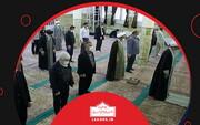 احکام شرعی | مقدار فاصله در نماز جماعت