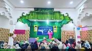 تصاویر رسیده از جشن ولادت حضرت زینب(س) در مؤسسه امام خمینی کارگیل